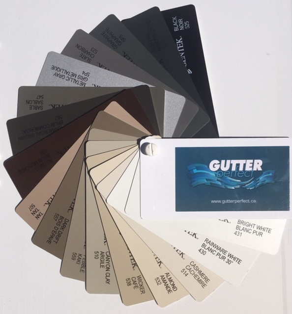 Soffit colours